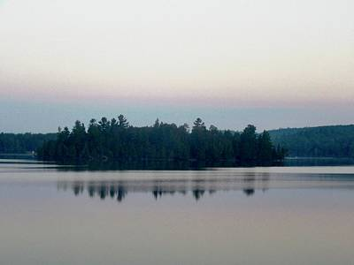 Photograph - Early Morning At The Lake by Stephanie Moore