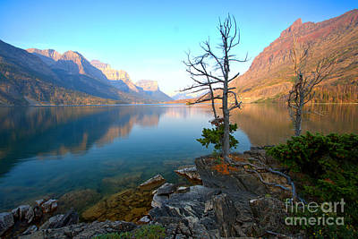 Photograph - Early Morning At Wild Goose Island by Adam Jewell