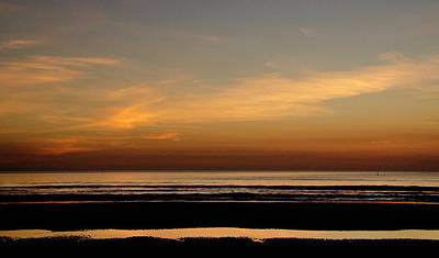 Photograph - Early Morning Before Sunrise by David Cabana