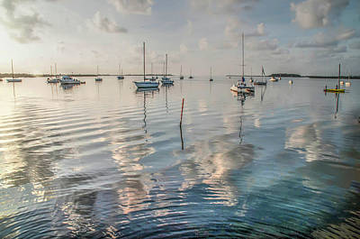 Photograph - Early Morning Calm by Geraldine Alexander