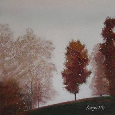 Early Morning Calm Print by Harvey Rogosin