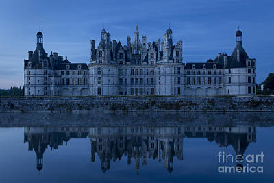 Photograph - Early Morning Chateau by Brian Jannsen