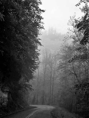Photograph - Early Morning Drive by Gary Edward Jennings