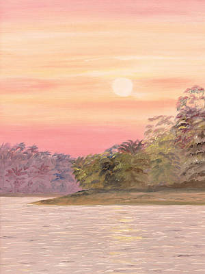 Painting - Early Morning by Elizabeth Lock