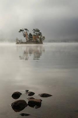 Photograph - Early Morning Fog by Darylann Leonard Photography