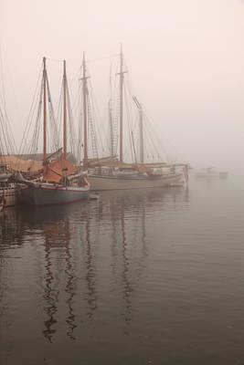 Early Morning Fog Original