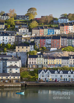 Photograph - Early Morning In Cobh by Brian Jannsen