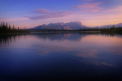 Photograph - Early Morning In Jasper National Park by Dan Jurak