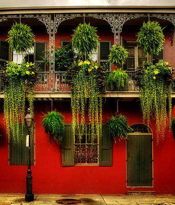 Early Morning In New Orleans Art Print