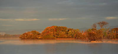 Photograph - Early Morning Lough Leane by Barbara Walsh