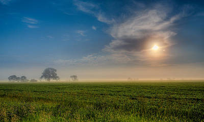 Photograph - Early Morning Mist by Rikk Flohr