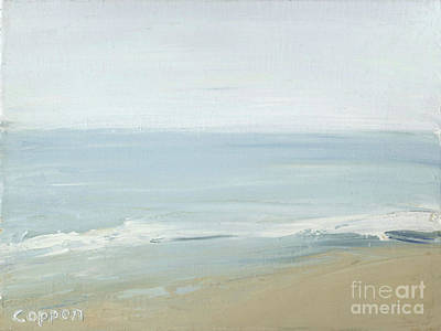 Painting - Early Morning On Cape Cod by Robert Coppen