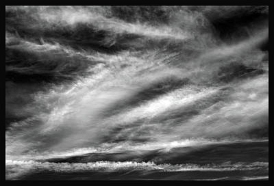 Photograph - Early Morning Sky. by Terence Davis