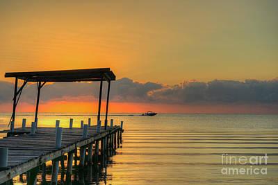 Photograph - Early Morning Sunrise by David Zanzinger