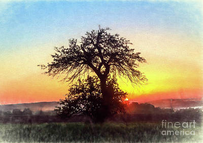 Photograph - Early Morning Sunrise by Jim Lepard