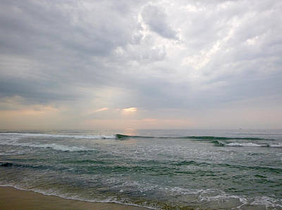 Photograph - Early Morning Thunderstorm by Ellen Paull