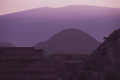 Early Morning View From Quetzalcoatl Art Print