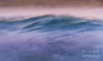 Photograph - Early Morning Wave by Patti Schulze