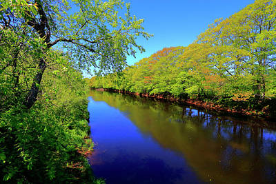 Photograph - Early Spring On The Annapolis River by Gary Corbett