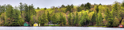 Photograph - Early Spring Panorama by David Patterson