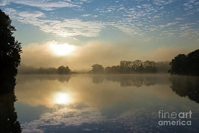 Photograph - Early Summer Morning At The Pond by Michal Boubin