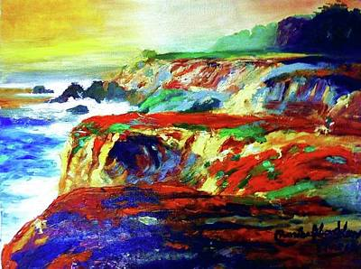 Painting - Early Tide by Wanvisa Klawklean