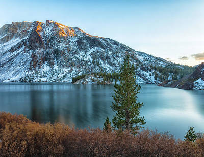 Photograph - Early Winter Light by Jonathan Nguyen