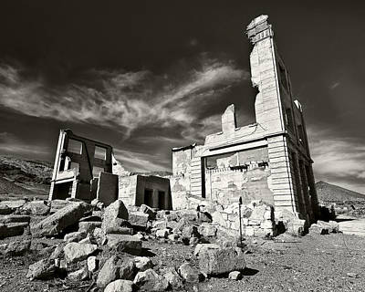 Photograph - Early Withdrawal by Mike McMurray