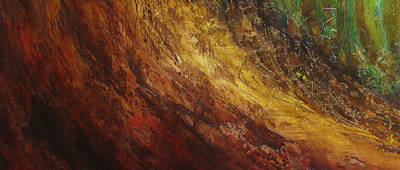 Earth A Print by Pure Abstract