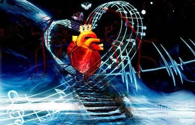Earth Heart Original