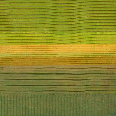Painting - Earth Layers No. 5 by Michelle Calkins