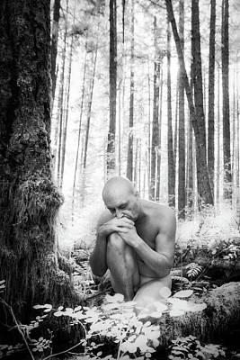 Photograph - Earth Man by Dianna Lynn Walker