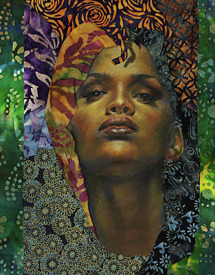 Mixed Media - Earth Mother by Gary Williams