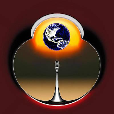 Earth On Display 2 Original