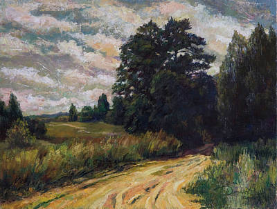 Earth-road Original by George Demchev