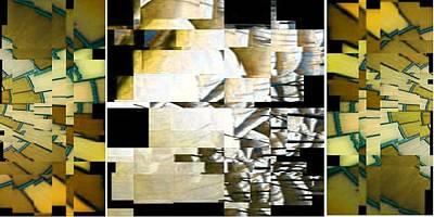 Digital Art - Earth by Gyorgy Szilagyi