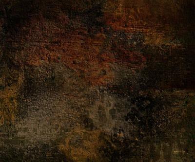 Earth Texture 1 Art Print