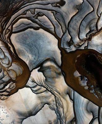 Photograph - Earth Treasures - Patterns Of Jaspis by Jaroslaw Blaminsky