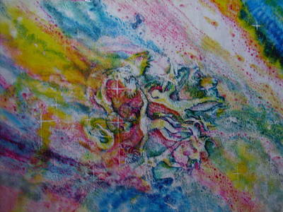Earthbound Art Print by Chua Jeen Tee
