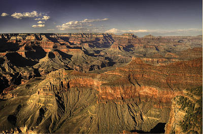 Photograph - Earthen Tones Of The Grand Canyon by Don Wolf
