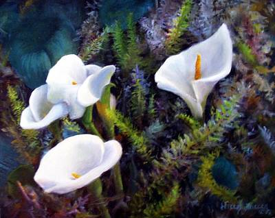 Wall Art - Painting - Earthly by Willis Miller