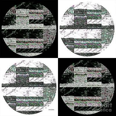 Mixed Media - Earthy by Ann Calvo