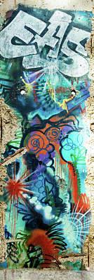 Photograph - Eas Berlin Wall Graffiti by Pierre Leclerc Photography