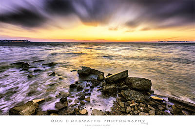 Photograph - East Bay View by PhotoWorks By Don Hoekwater