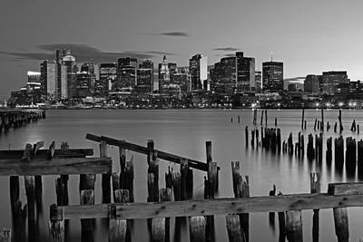 Photograph - East Boston View Of Boston by Juergen Roth