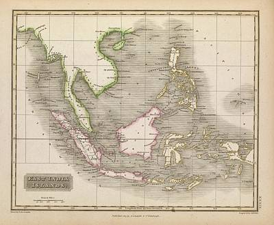 Photograph - East India Islands by Lf