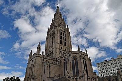 Pcusa Photograph - East Liberty Presbyterian Church by Ben Schumin