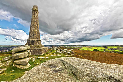 Photograph - East Of Carn Brea by Terri Waters