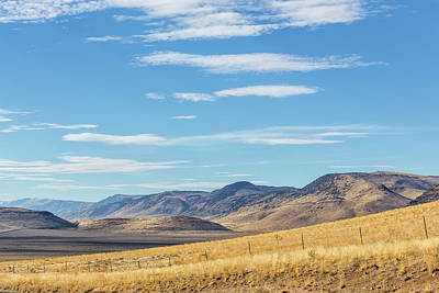 Photograph - East Of Steens by Belinda Greb