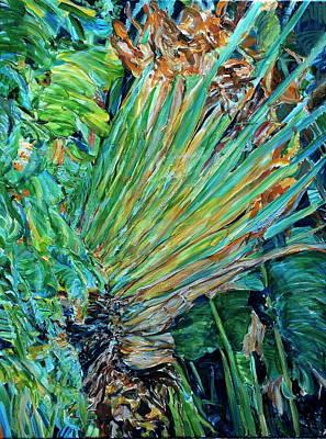 Painting - East West by Caroline Krieger Comings